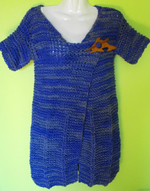 Womens Knitting Vest Patterns : free knitting pattern: women vest patterns 2012