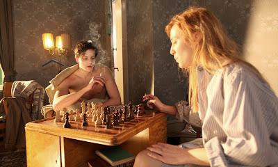 post-coital chess