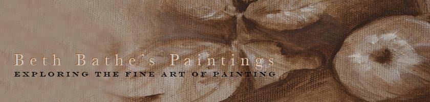 Beth Bathe's Paintings