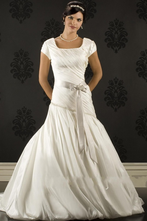 used modest wedding dresses for sale