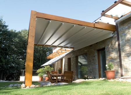Square it inmobiliaria la terraza un espacio especial - Pergolas para jardin baratas ...