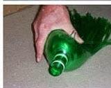 DIY: Escoba con botella Paso 12