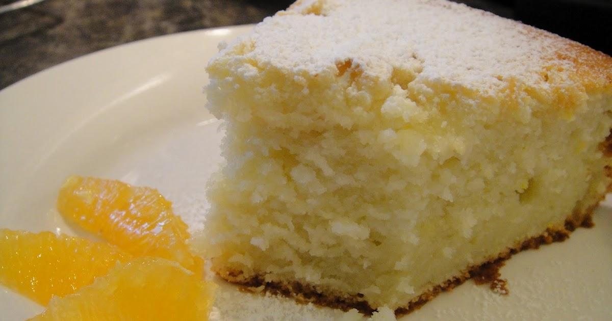 Olive Oil Cake Recipe Giada