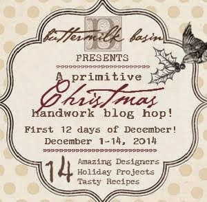 A Primitive Christmas Blog Hop!!