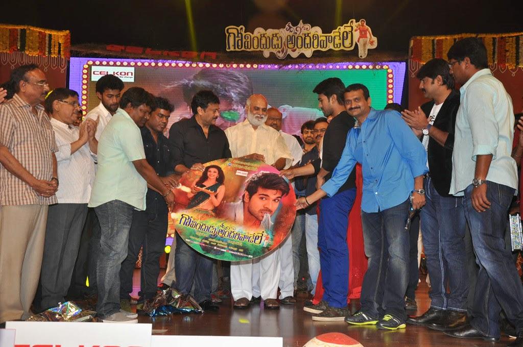 Govindudu Andarivadele Audio Release photos-HQ-Photo-10
