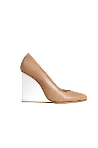 margiela per h&M scarpa, margiela hm tacco plexiglass, margiela per h&M prezzi, Margiela per h&m collezione, Margiela per h&M price, Margiela for Hm plexiglass heels price