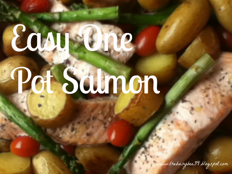 Easy-One-Pot-Salmon