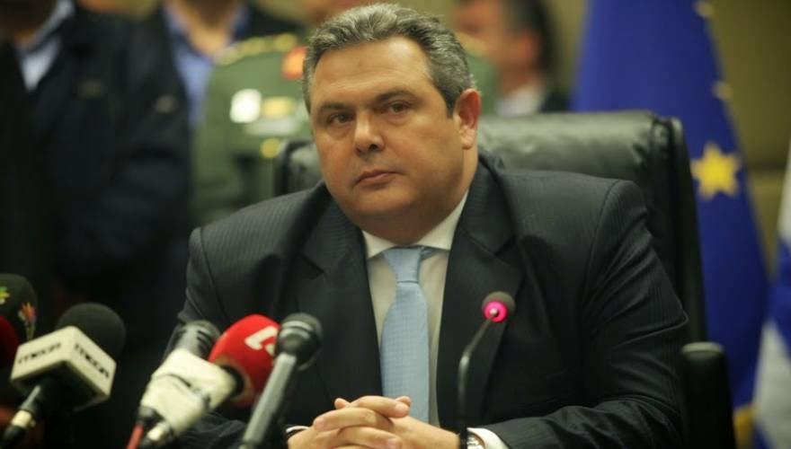 """Π.Καμμένος: """"Έμπρακτη στήριξη της Κύπρου από την Ελλάδα"""""""