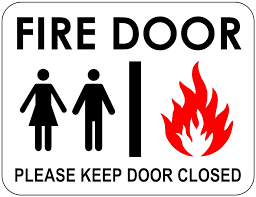 Simple Tips In Maintaining Fire Doors