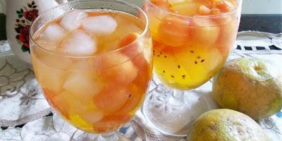 Resep Minuman Segar Es Jepaya
