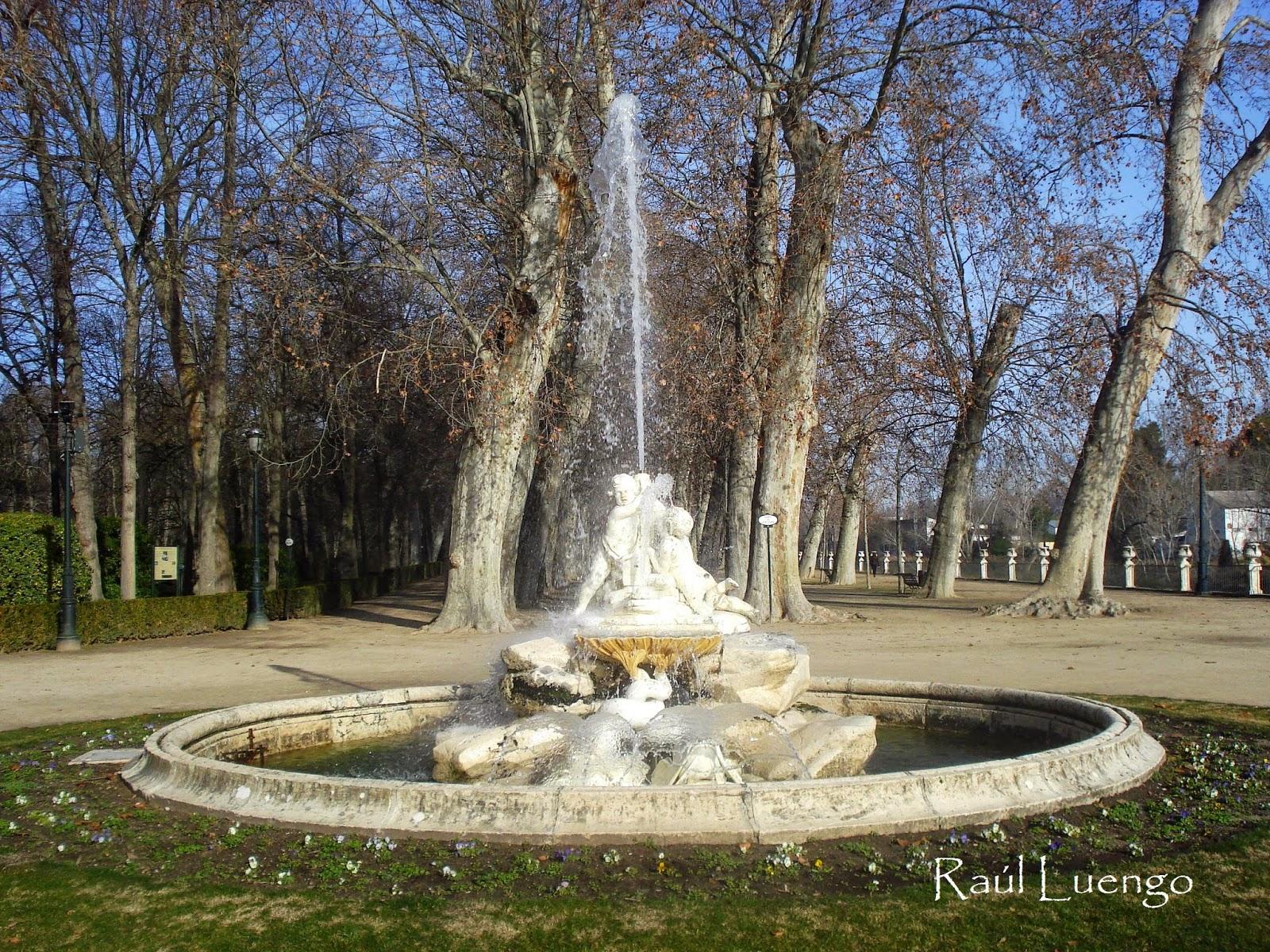 Andar y fotografiar fuentes del jard n de la isla en aranjuez for Jardin de la isla aranjuez