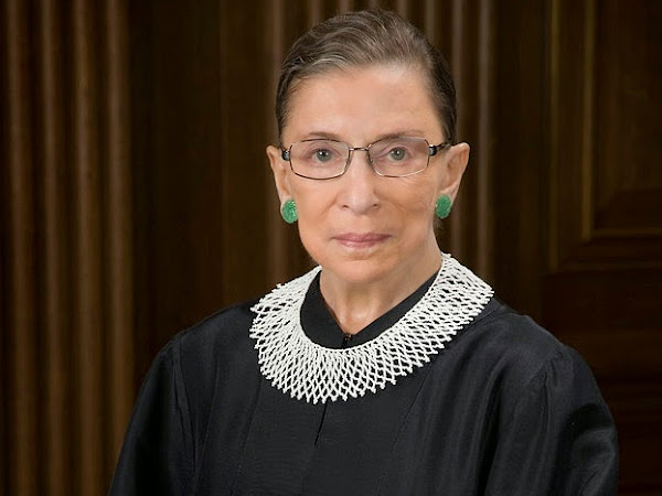 Question And Answer With Justice Ruth Bader Ginsburg
