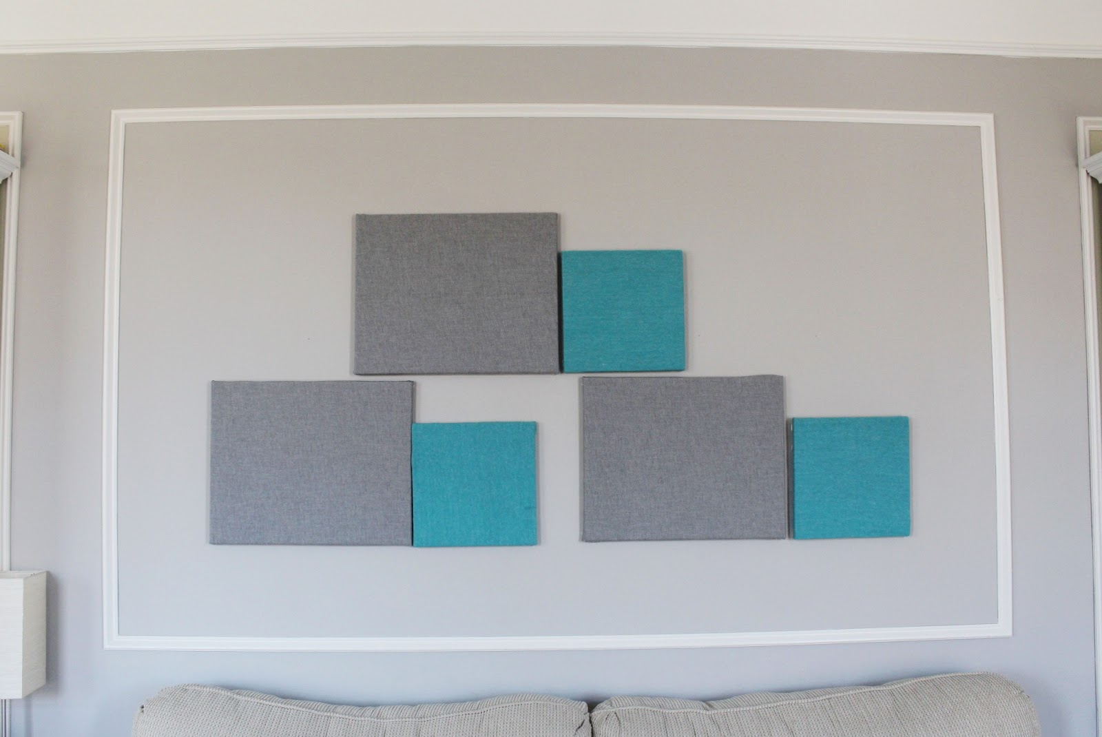 Remodelando la casa geometric designs wall art Painting geometric patterns on walls
