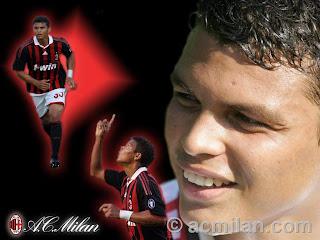 Thiago Silva AC Milan Wallpaper 2011 1