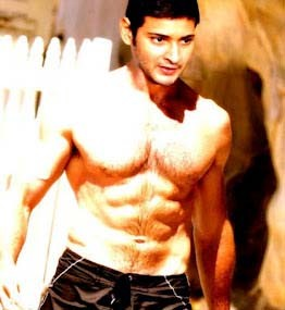 Mahesh babu six pack 2013 images