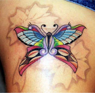 Butterfly Tattoo  Women-2