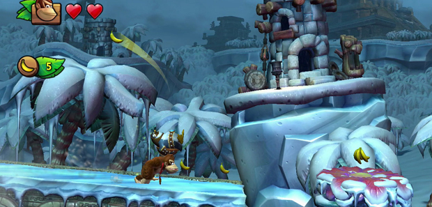 Donkey Kong Country Tropical Freeze Launch Trailer