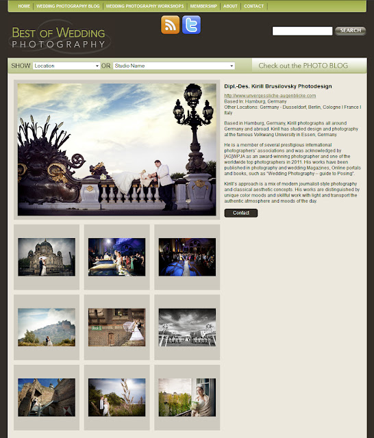 Best of Wedding Photography Screenshot
