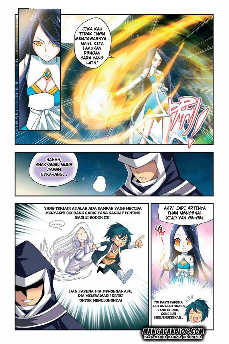 Battle Through Heaven Chapter 18-3