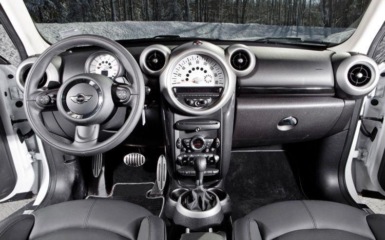Zach 39 S Auto Review 2012 Mini Cooper Countryman S Review