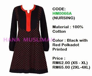 T-shirt-Hana-Muslimah-HM0066A