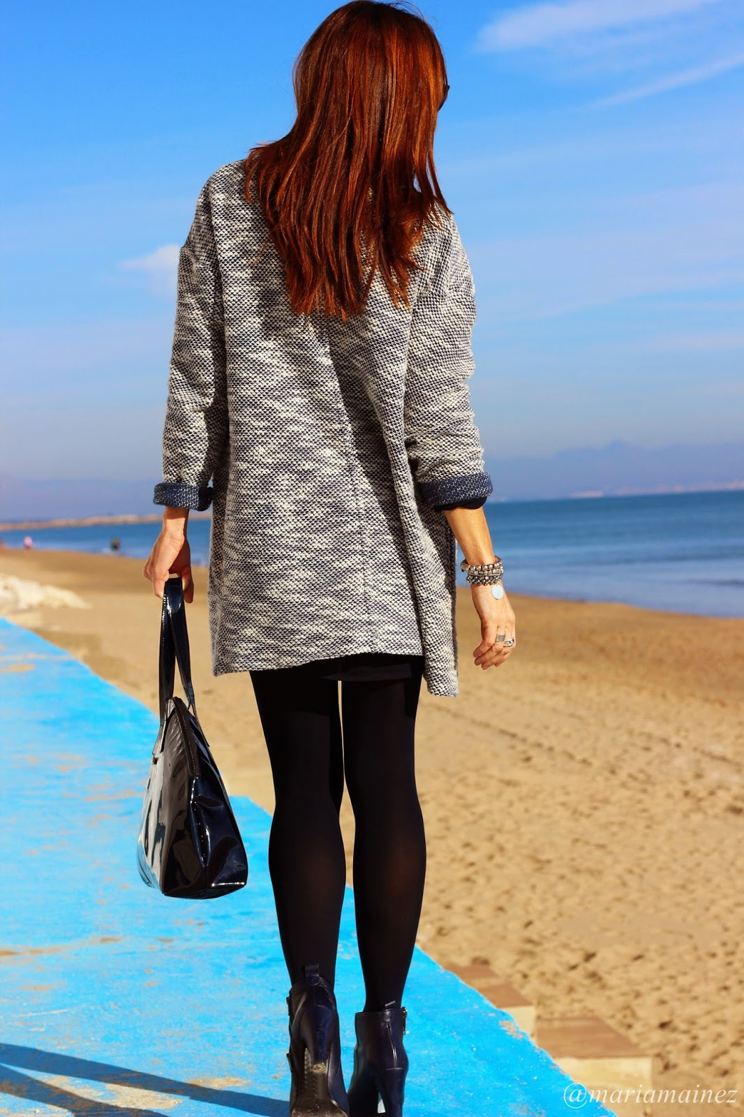 Outfit Invierno 2014 - Streetstyle - fashion blogger - blazer