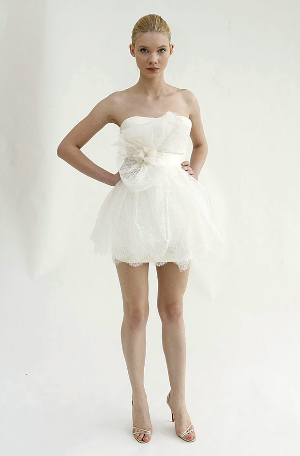 Cocktail Dress Wedding Attire 32