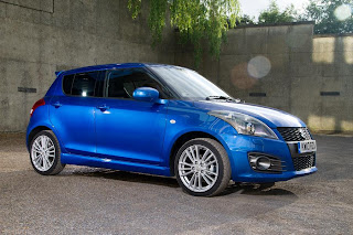 Suzuki Swift Sport 5-Door (2013) Front Side