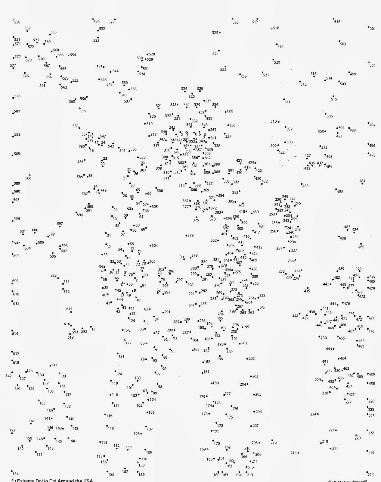 Mr. Tarkinu0026#39;s Blog: Extra Credit - Dot to Dots