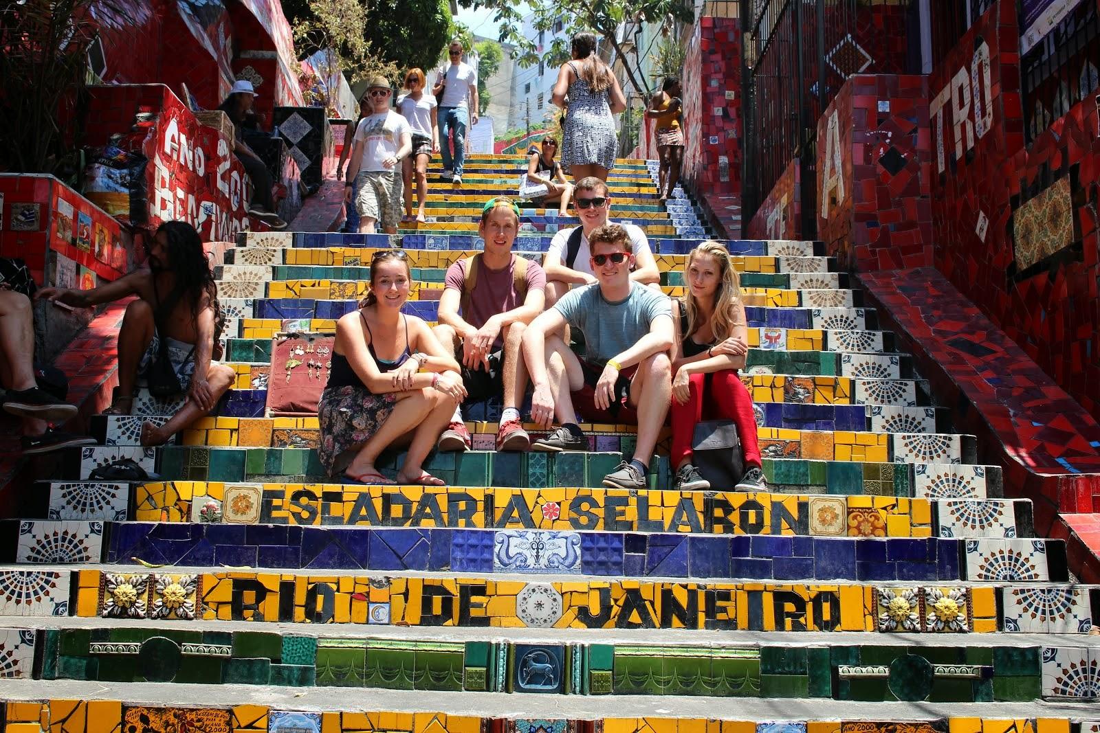 The Lapa Staircase