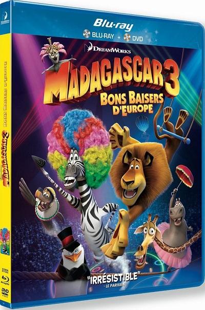 Madagascar 3: Os Procurados Torrent – Dual Áudio (2012)
