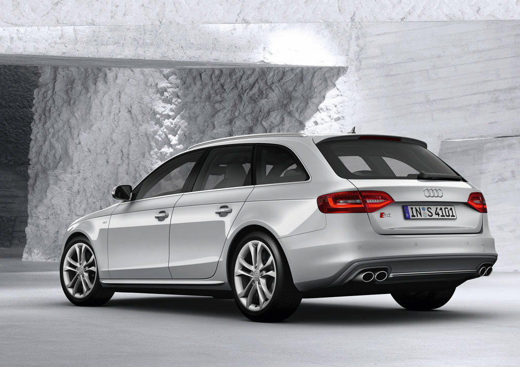 2013 audi a4 s4 and a4 allroad quattro officially. Black Bedroom Furniture Sets. Home Design Ideas