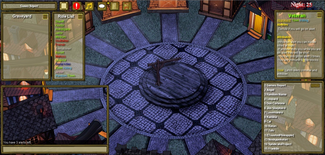 Town of Salem Nacht
