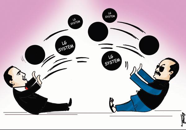 The News Cartoon-1 9-8-2011