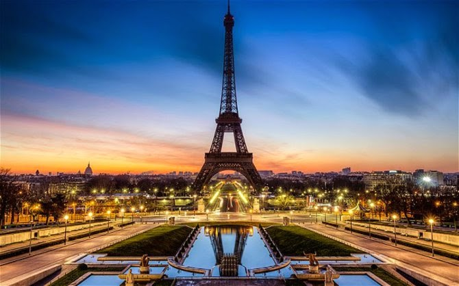 Inilah 5 Menara Paling Terkenal di Dunia