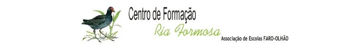 CENTRO DE FORMAÇÃO RIA FORMOSA