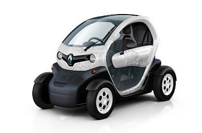 Renault Twizy Car