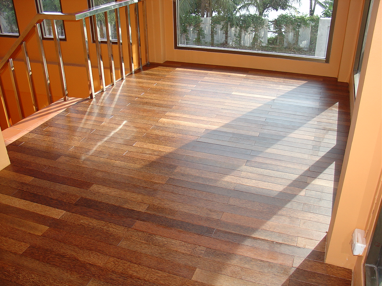 Coconut Wood Flooring
