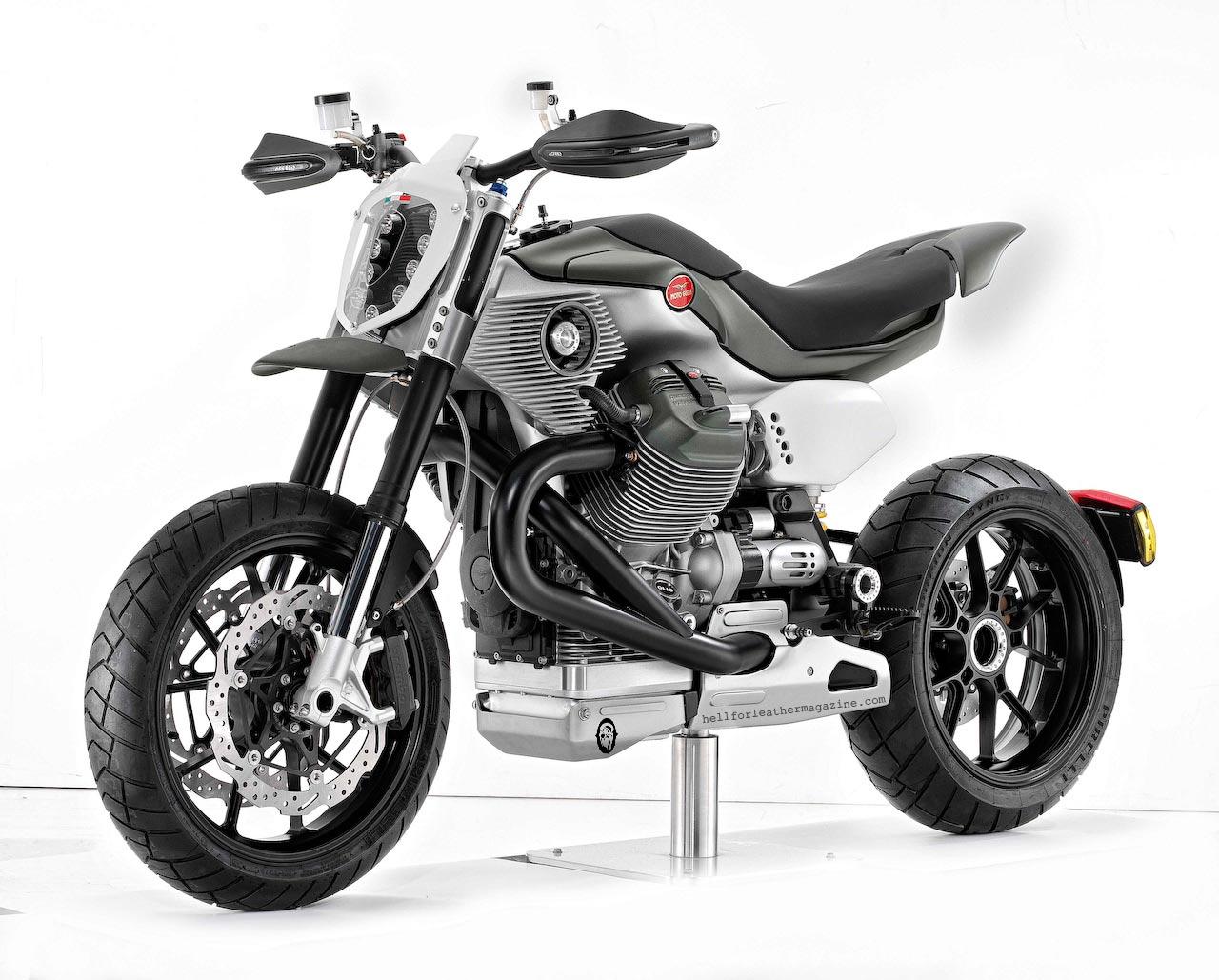 Moto Guzzi V12 X Pierre Terblanche
