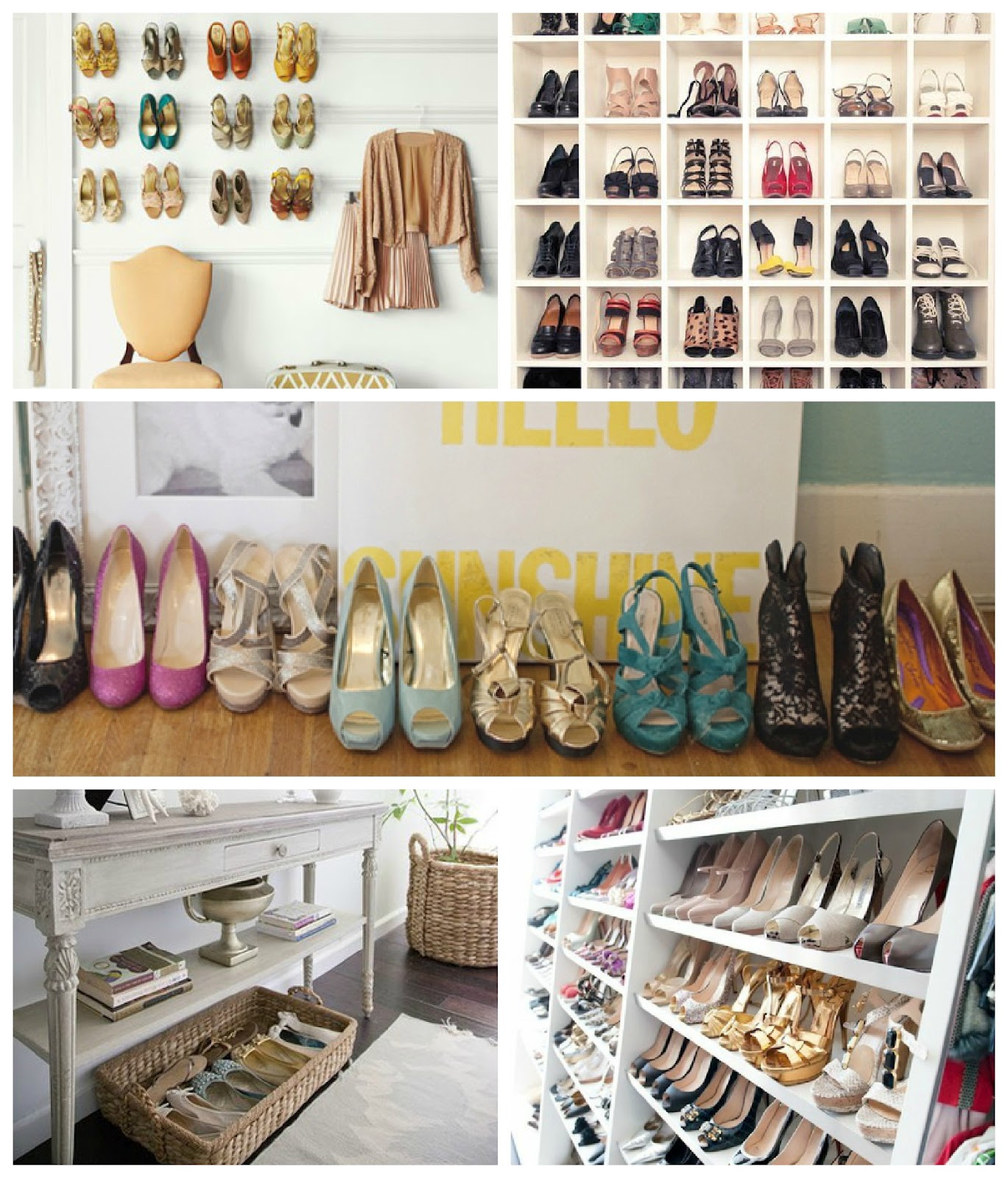 Top 28 Shoe Storage Solutions Cheap Shoe Storage