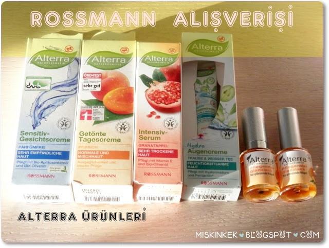rossmann-alisverisi-alterra-kozmetik-urunleri