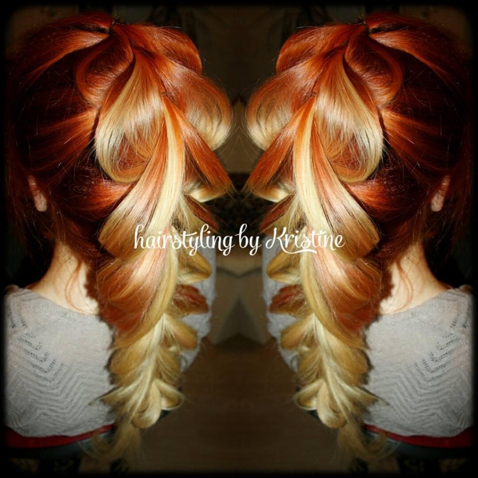Impressive Hair Creations By Kristine KL Tartu Estonia