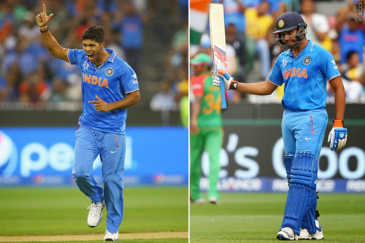 Report & Highlights: Bangladesh vs India – ICC Cricket World Cup 2015