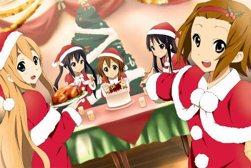 Any is Ritsu~tsu properly wheat-chan of satisfactory picture personally because Santa clothes were drawn.