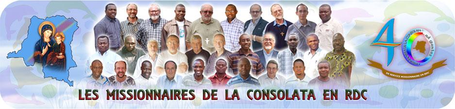 MISSIONNAIRES DE LA CONSOLATA EN R.D.C