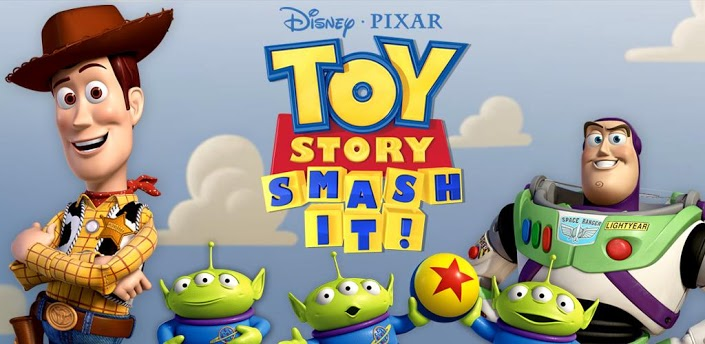 [SD] Toy Story: Smash It! 1.0.0 [2013, Аркада]