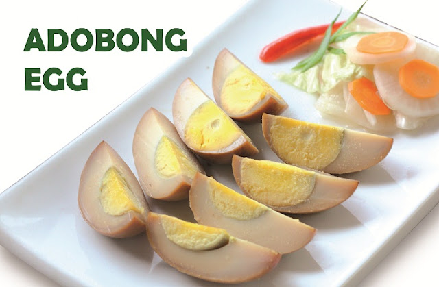 Adobong Egg