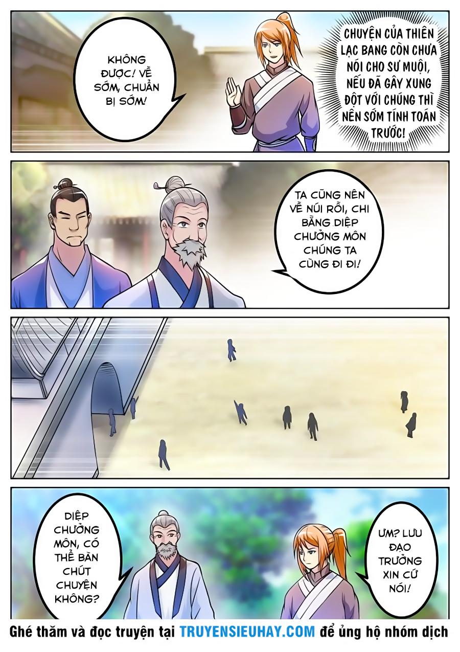 Sử Thượng Đệ Nhất Chưởng Môn chap 32 - Trang 12