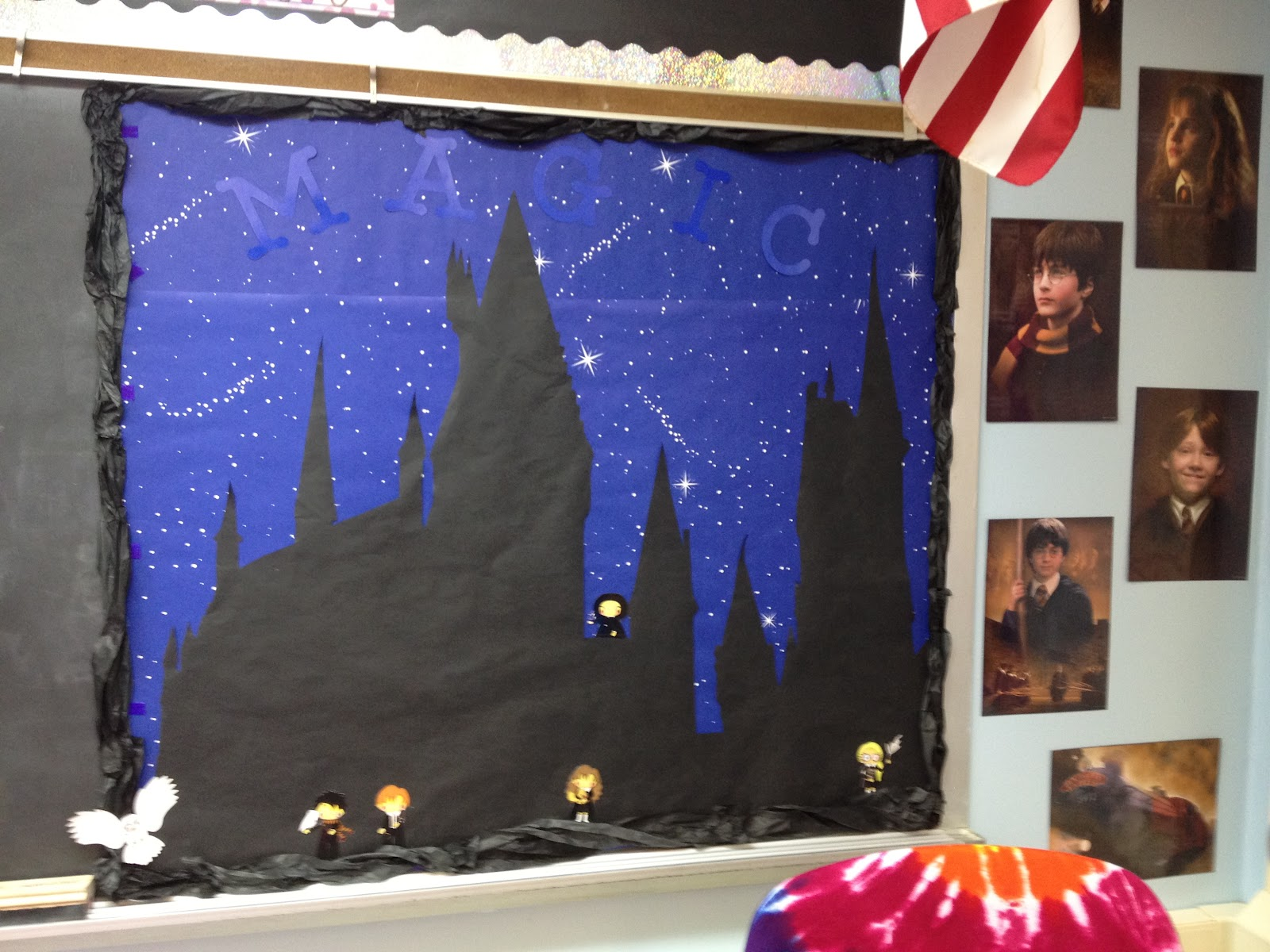 Harry Potter Classroom Decorations : The reading buddies welcome to hogwarts school of