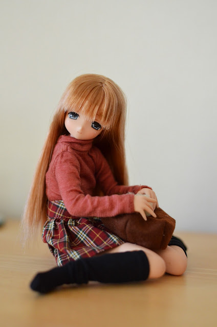 mia azone_pureneemo_excute_doll